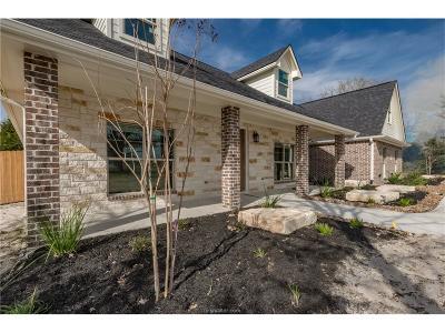 Bryan Single Family Home For Sale: 7500 Los Lobos Drive