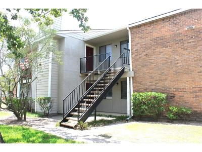 College Station Condo/Townhouse For Sale: 1901 Holleman Drive #105