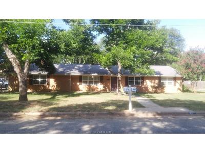Franklin Single Family Home For Sale: 607 North Perkins Street