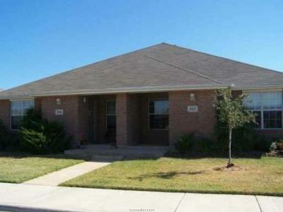 College Station TX Rental For Rent: $1,150