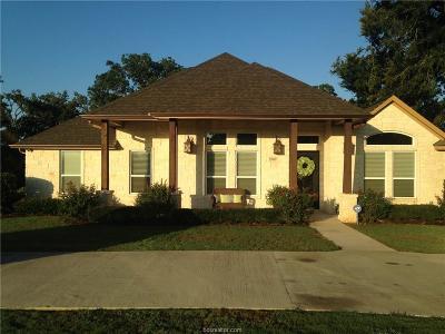Iola Single Family Home For Sale: 9419 King Oaks Drive