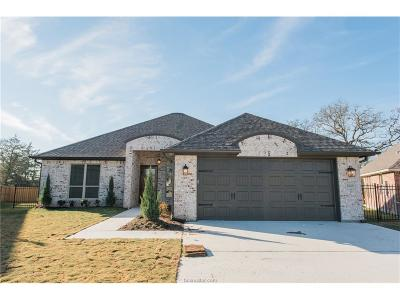 Bryan Single Family Home For Sale: 3525 Leesburg Path