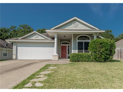 Brazos County Single Family Home For Sale: 2805 Muirwood Court