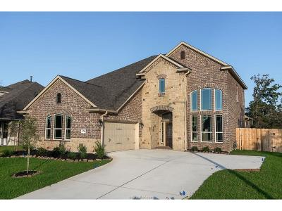 Bryan , College Station Single Family Home For Sale: 2714 Wolveshire