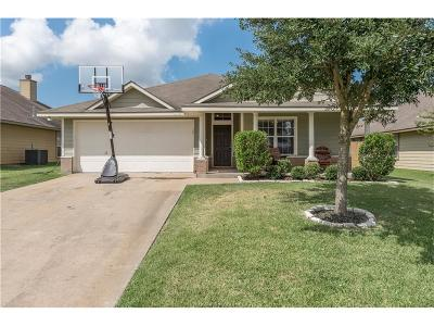Brazos County Single Family Home For Sale: 1702 Kingsgate Drive