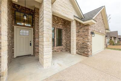 Bryan , College Station Single Family Home For Sale: 3601 Dawn Court