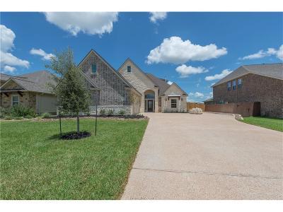 College Station Single Family Home For Sale: 4413 Toddington