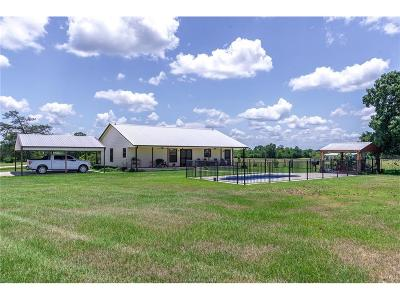 Iola Single Family Home For Sale: 9112 County Road 109