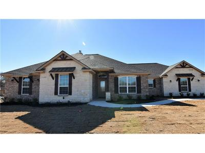 Bryan Single Family Home For Sale: 4908 Blazing Trail
