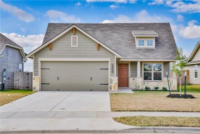 Bryan Single Family Home For Sale: 2127 Dumfries Drive
