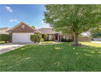 College Station TX Single Family Home For Sale: $209,900