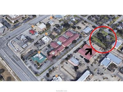 College Station Residential Lots & Land For Sale: 702-704 Eisenhower Street