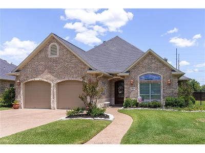 Bryan Single Family Home For Sale: 3900 Park Meadow Lane