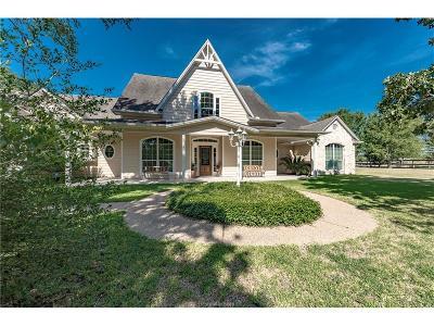 College Station Single Family Home For Sale: 4540 Ledgestone Trail