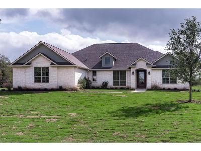 Bryan Single Family Home For Sale: 10810 Lonesome Dove Trail