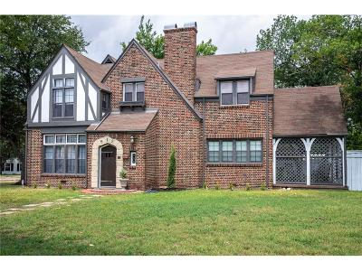 Bryan Single Family Home For Sale: 812 South Ennis Street