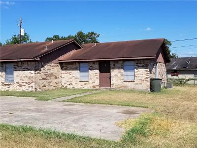 Bryan Rental For Rent: 2201 Young Place #B