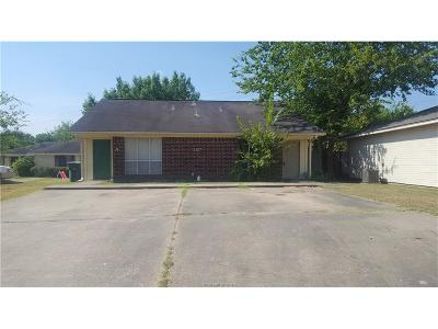 Bryan Rental For Rent: 2207 Young Place #B