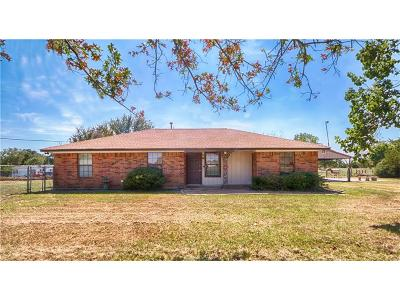 Burleson County Single Family Home For Sale: 11191 South Fm 908 Farm To Market Road