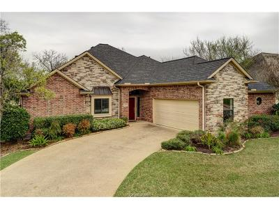 College Station Single Family Home For Sale: 4403 Spring Branch Court