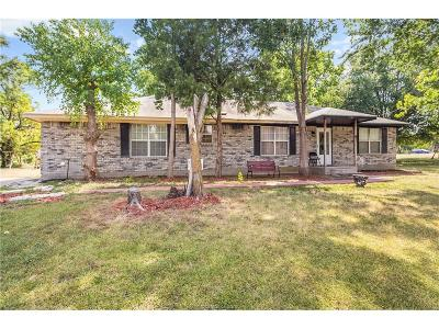 Bryan Single Family Home For Sale: 1103 Burt Street