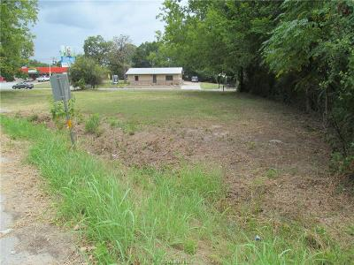 bryan Residential Lots & Land For Sale: 307 East Villa Maria Road