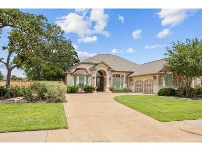 College Station Single Family Home For Sale: 5301 Saint Andrews Drive