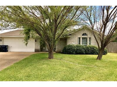 Bryan , College Station Single Family Home For Sale: 1202 Spartanburg Court