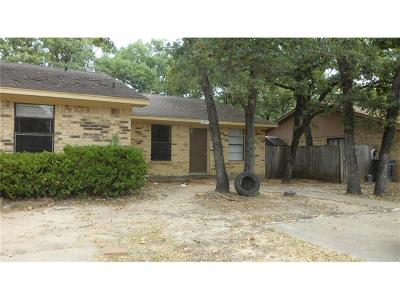 Bryan Rental For Rent: 2851 Forest