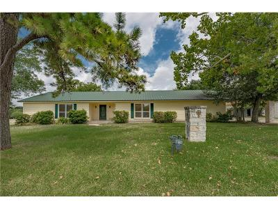 Bryan Single Family Home For Sale: 3414 Colson Road