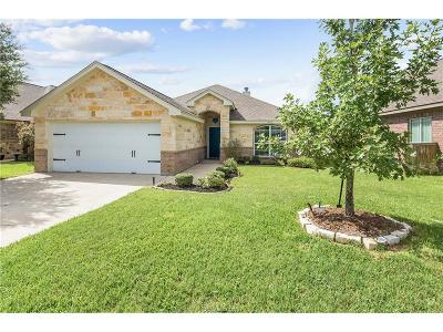 College Station Single Family Home For Sale: 4113 Cedar Creek Court