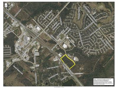 College Station Residential Lots & Land For Sale: 0000 Sh 6