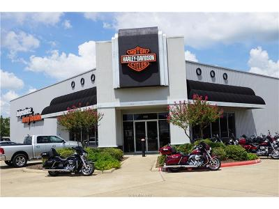 College Station Commercial For Sale: 4101 State Highway 6