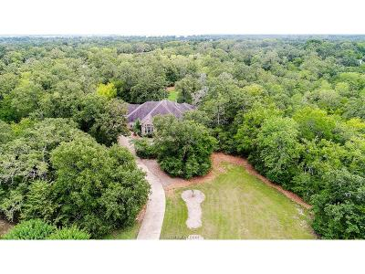 College Station Single Family Home For Sale: 5926 Wild Horse Run
