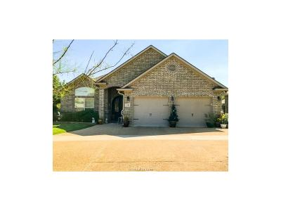 Bryan Single Family Home For Sale: 2106 Nicole Court