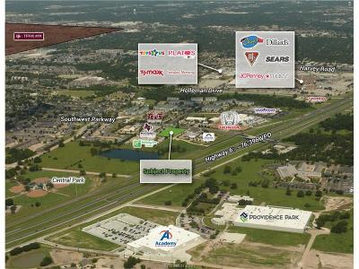 College Station Residential Lots & Land For Sale: 1002 Southwest