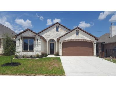 Bryan Single Family Home For Sale: 3114 Peterson Way