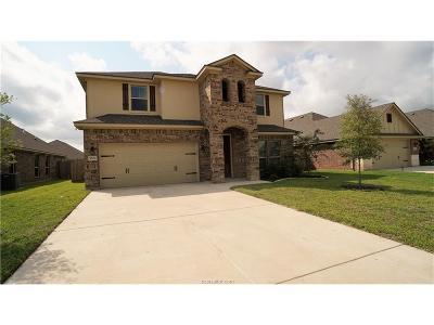 College Station Single Family Home For Sale: 2523 Kinnersley Lane