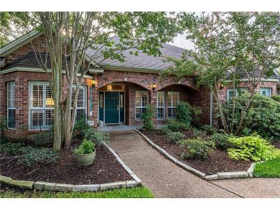 College Station Single Family Home For Sale: 4904 Firestone Drive