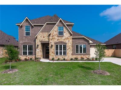 College Station Single Family Home For Sale: 4404 Uphor Court