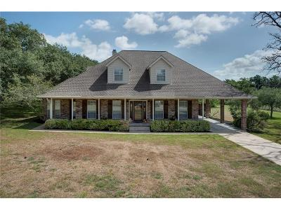 Bryan Single Family Home For Sale: 7293 Oak Forest Drive