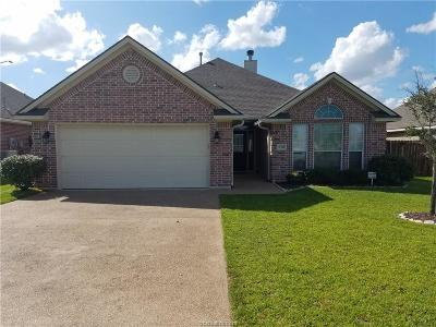 College Station Single Family Home For Sale: 110 Roucourt Loop