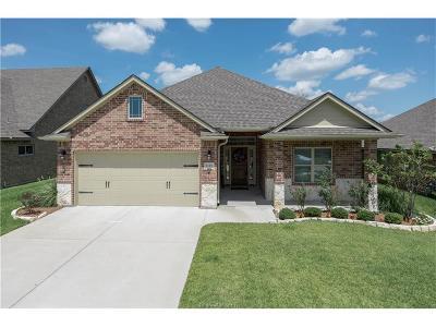 College Station Single Family Home For Sale: 4115 Muncaster Lane