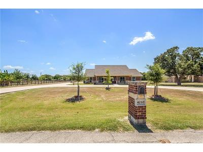 Bryan TX Single Family Home For Sale: $303,900