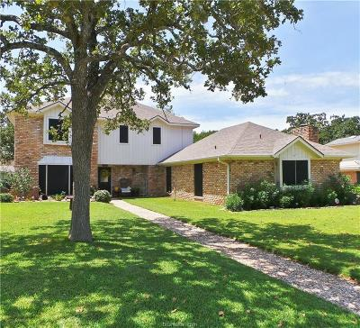 Bryan TX Single Family Home For Sale: $284,900