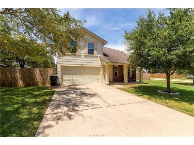 Bryan TX Single Family Home For Sale: $174,900