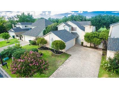Bryan TX Single Family Home For Sale: $264,900