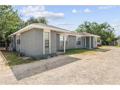 Brazos County Multi Family Home For Sale: 1811 Arnold Road #A-D