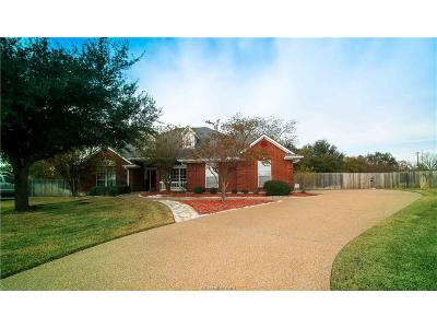 Bryan TX Single Family Home For Sale: $289,900