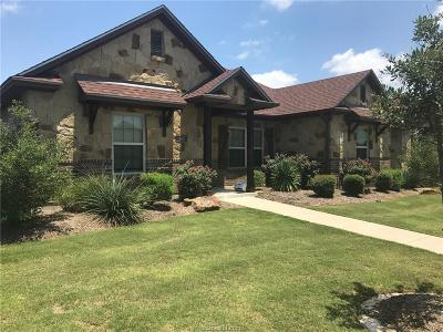 Bryan , College Station  Single Family Home For Sale: 406 Deacon Drive